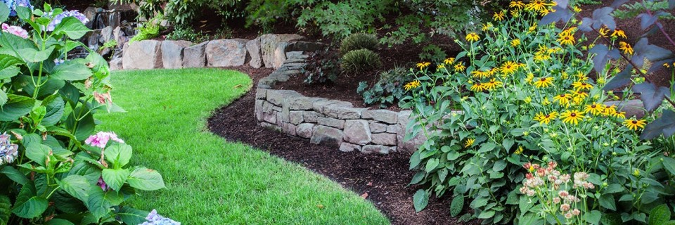 Professional landscaping services in Dublin and Wicklow